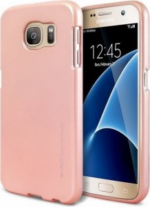 Etui iJelly Mercury do LG K40 rose gold