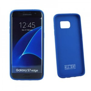 Etui Jelly Roar do Samsung Galaxy A20e granatowe