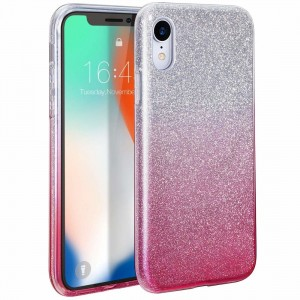 Etui Shining Case do Samsung Galaxy  A20e ombre różowe
