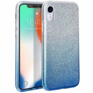 Etui Shining Case do Samsung Galaxy A20e niebieskie ombre