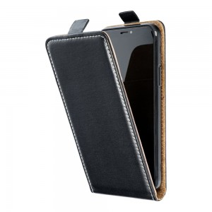 Etui Pionowe do Samsung Galaxy S4 Mini czarne