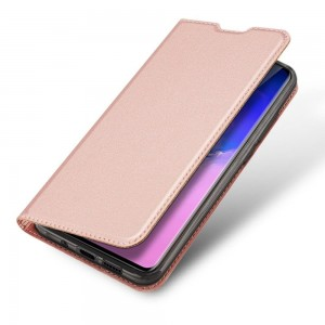 Etui Dux Ducis SkinPro Book do Huawei P40 Lite rose gold
