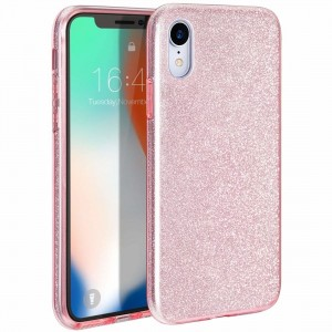 Etui Shining Case do Huawei P40 Lite różowe