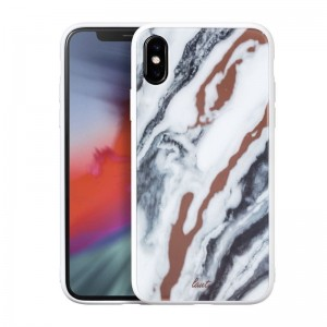 Laut MINERAL GLASS - Etui iPhone Xs Max (Mineral White)