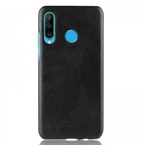 Crong Essential Cover - Etui Huawei P30 Lite (czarny)