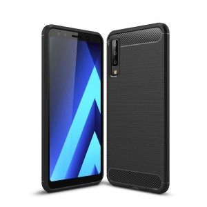 Etui Carbon do Samsung Galaxy A20e czarne